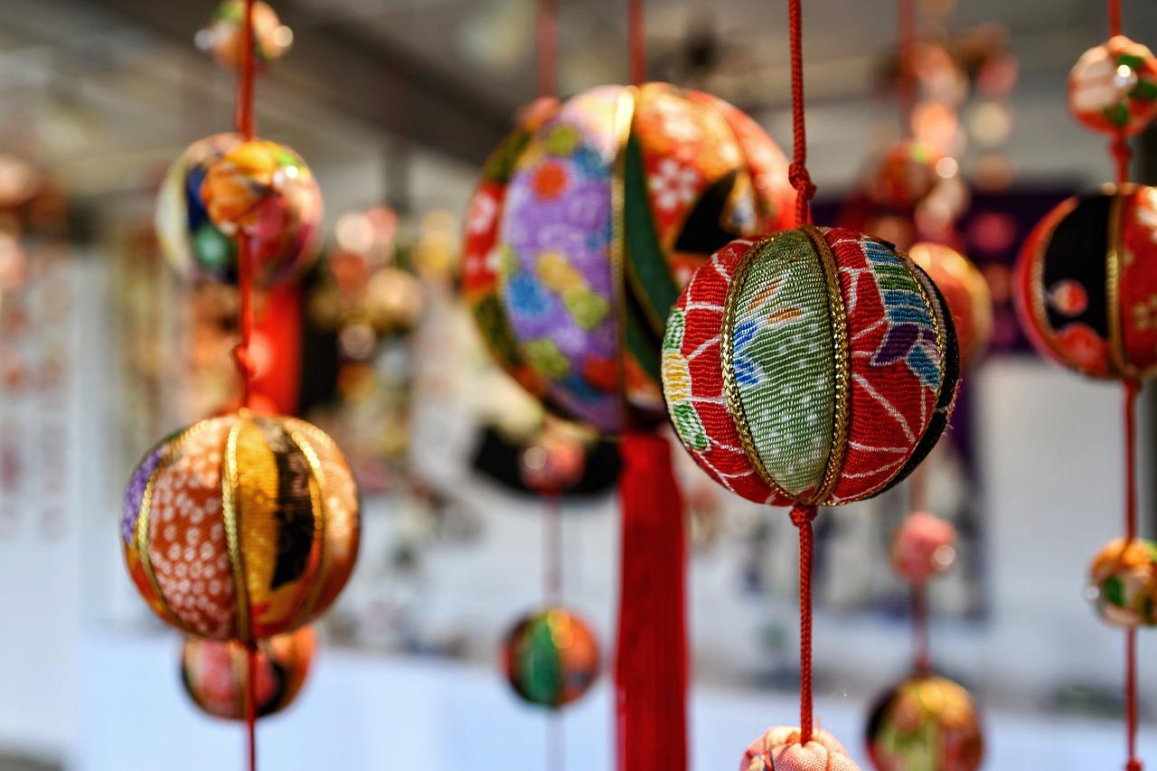 Craft Hanging Decoration Ornament  - Johnnys_pic / Pixabay